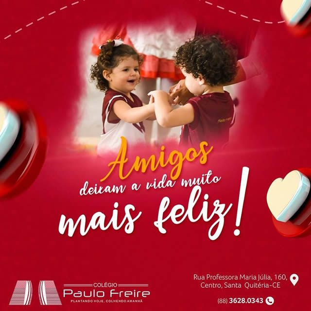Escola Paulo Freire